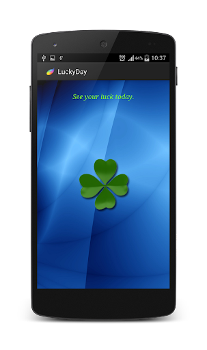 LuckyDay: See Your Luck Today