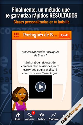 Aprender Portugués de Brasil