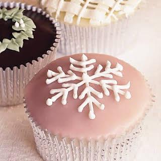 Gingerbread Cupcakes.