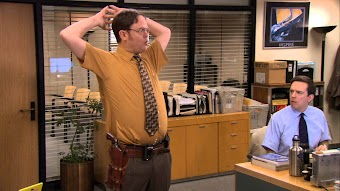 Dwight K. Schrute, (Acting) Manager