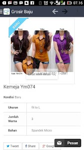 GrosirBaju screenshot 3