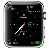 MyWatch Live Wallpaper