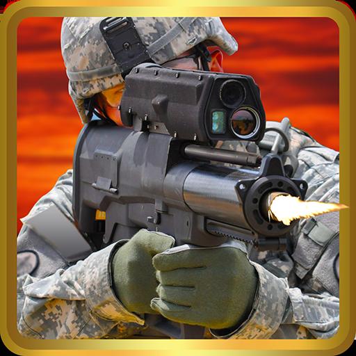 枪攻击战 動作 App LOGO-硬是要APP