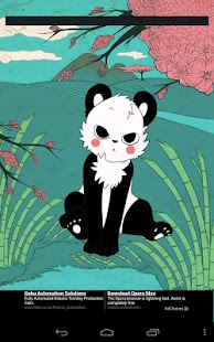 Tickle Me Panda For Kids - screenshot thumbnail