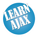 Learn Ajax Development logo