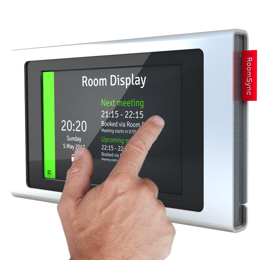 Room Display 3: Book a Meeting 商業 App LOGO-APP開箱王