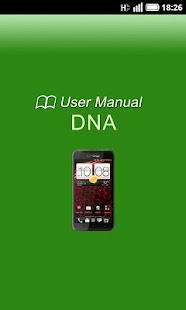 HTC Droid DNA Manual