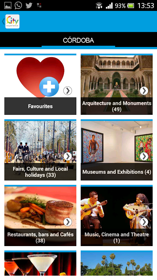 Cordoba City Experience - screenshot