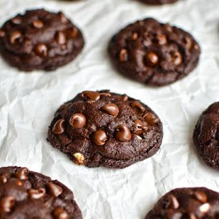 Flourless Brownie Cookies.