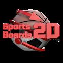 SportsBoards2D logo
