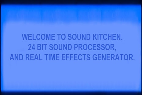 Sound Kitchen- screenshot thumbnail