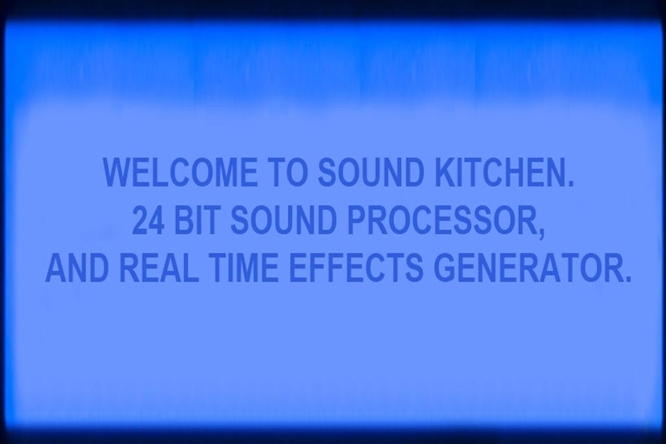 Sound Kitchen- screenshot