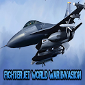 Fighter Jet World War Invasion icon