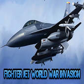 Fighter Jet World War Invasion