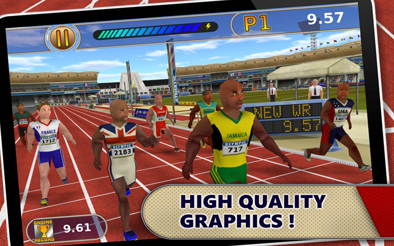 Athletics: Summer Sports - screenshot