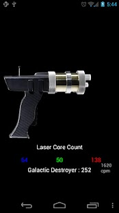 Laser Gun HD! (Ad-Free) - screenshot thumbnail