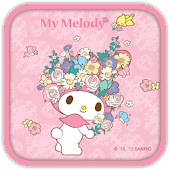 My Melody Flora Theme