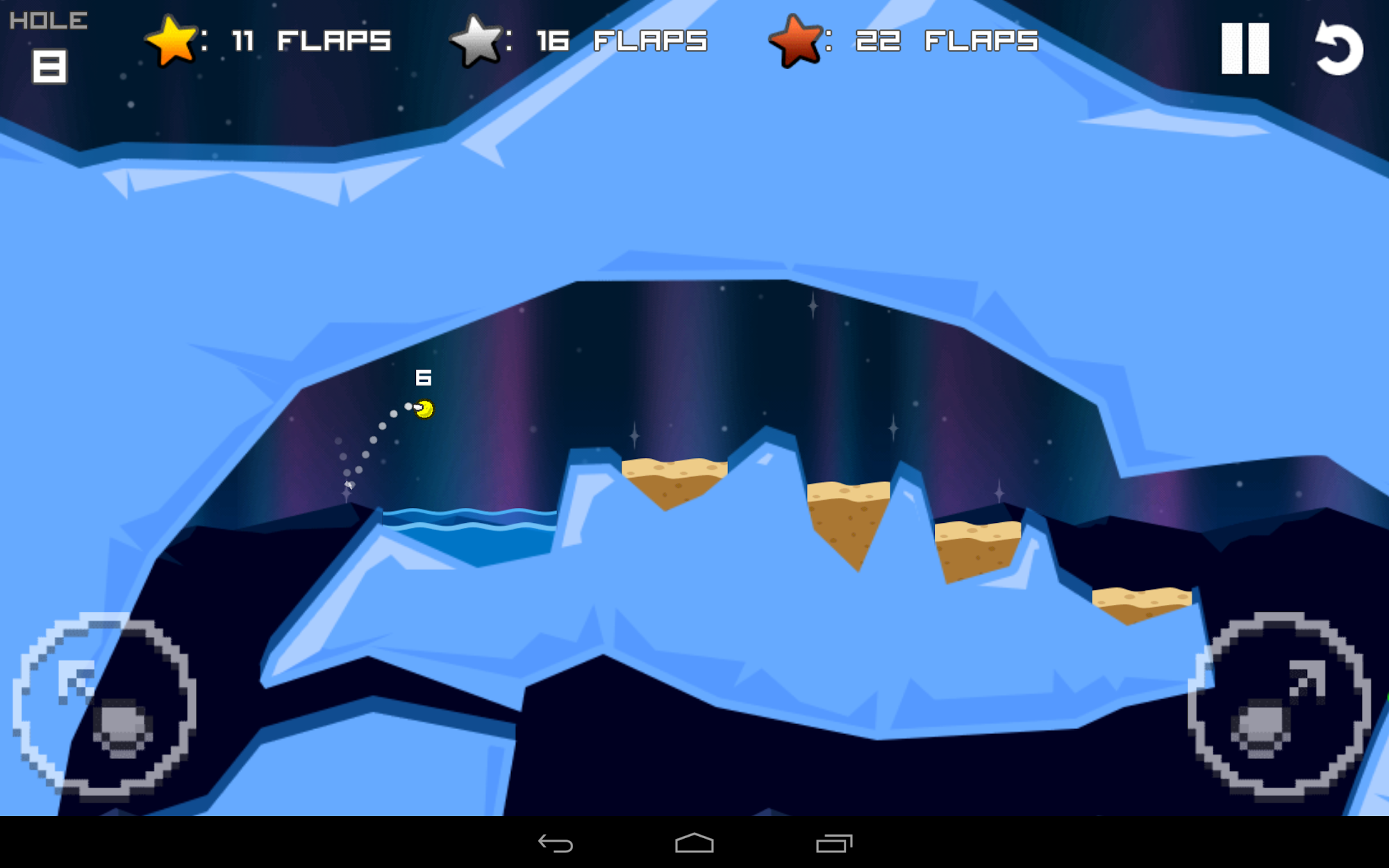 Flappy Golf screenshot #7