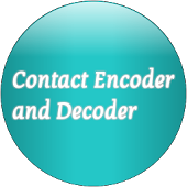 Add Contacts via Barcode