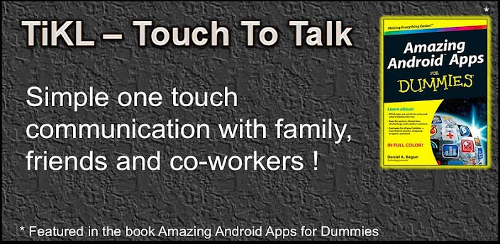 TiKL - Toca y habla
