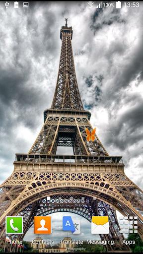 巴黎動畫壁紙