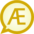 Danish MessagEase Wordlist icon
