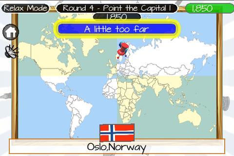 Geography Champion- screenshot