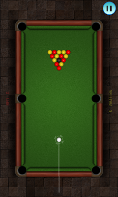 Practice 8 Pool Ball - screenshot