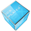 ADW APEX GO - 3D ICS Plates