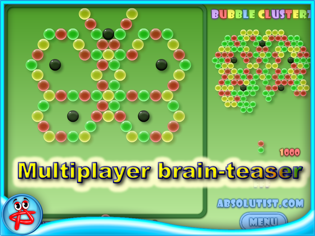 Bubble Clusterz- screenshot