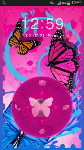 GO Locker Butterflies Buy
