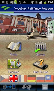 Muzeum4U_Vysocina- screenshot thumbnail