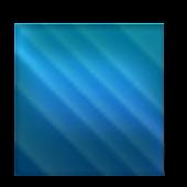 Pretty Blue Keyboard Skin