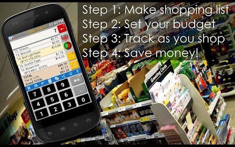 SHOP CALC Pro: Shopping List screenshot 0