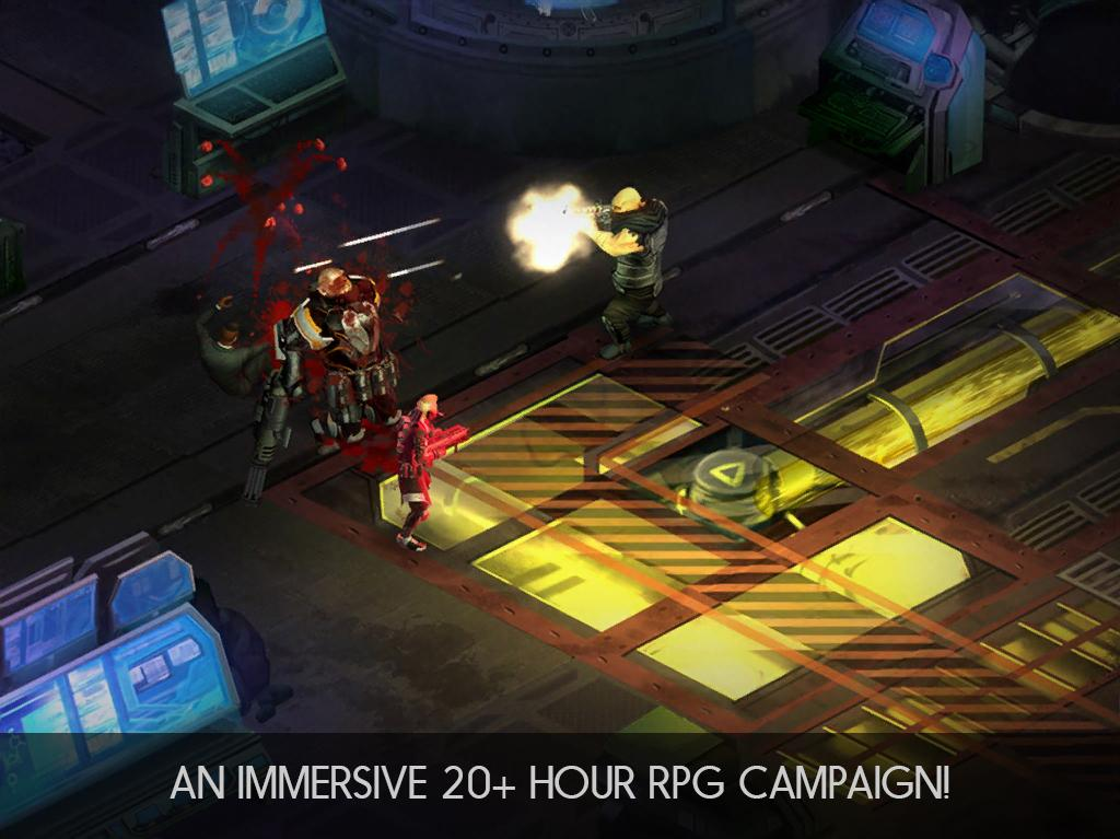 Shadowrun: Dragonfall - DC screenshot #8