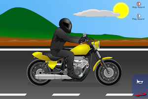 Screenshot of Create A Motorcycle: Classic