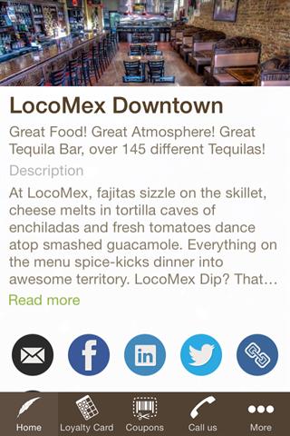 LocoMex Downtown