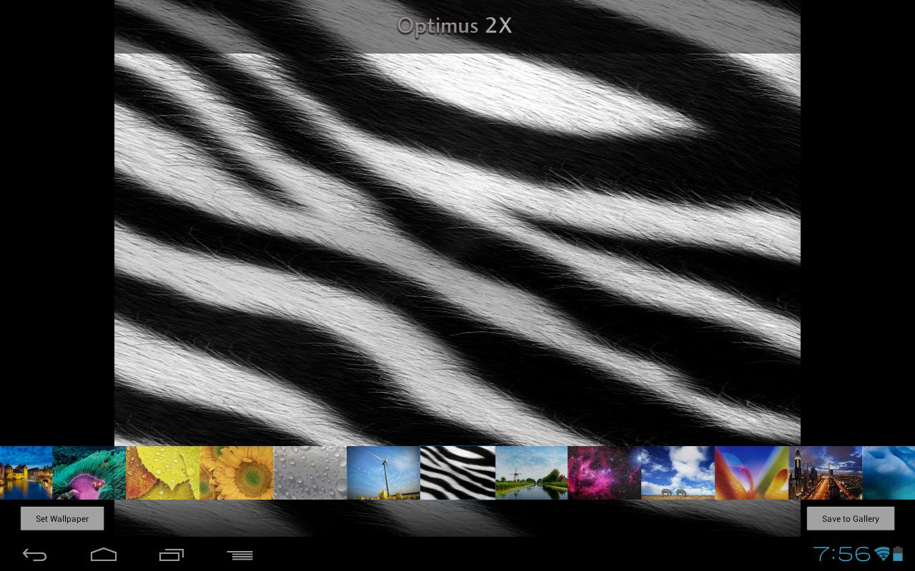 Wallpapers - Optimus 2X (G2X) - screenshot