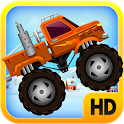 Monster Ride HD - Free Games icon