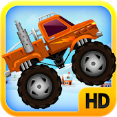 Monster Ride HD - Free Games