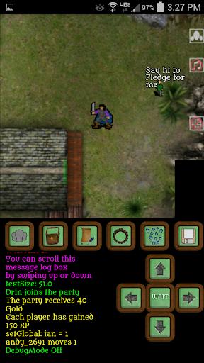 Lanterna 2 DEMO IceBlink RPG