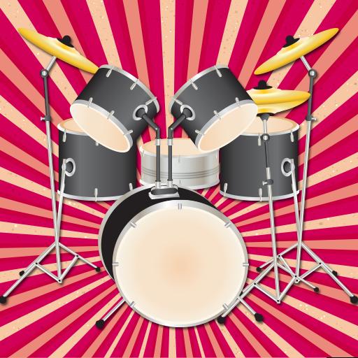 真正的鼓 音樂 App LOGO-硬是要APP