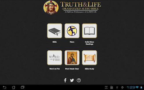 Truth & Life App- screenshot thumbnail