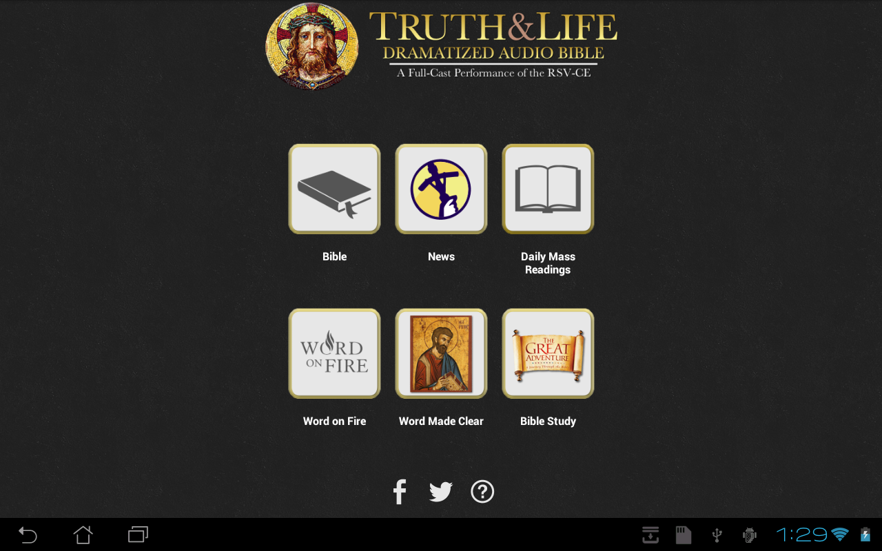 Truth & Life App- screenshot