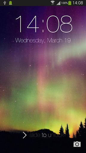 OS7 Lockscreen