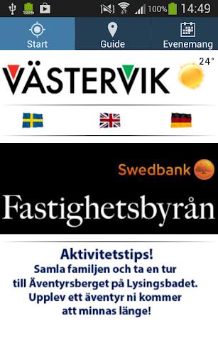 旅遊必備APP下載|Västerviks tourist app 好玩app不花錢|綠色工廠好玩App