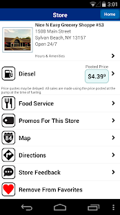 Nice N Easy Deals App - screenshot thumbnail
