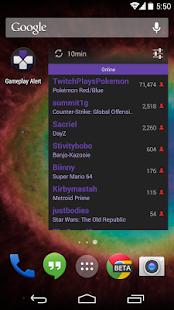 玩免費娛樂APP 下載Gameplay Alert (for Twitch) app不用錢 硬是要APP