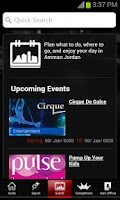 Screenshot of Amman City Guide- Online Guide