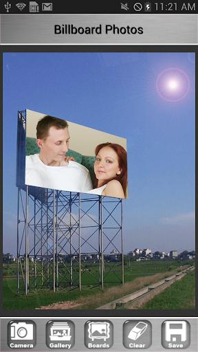廣告牌的照片